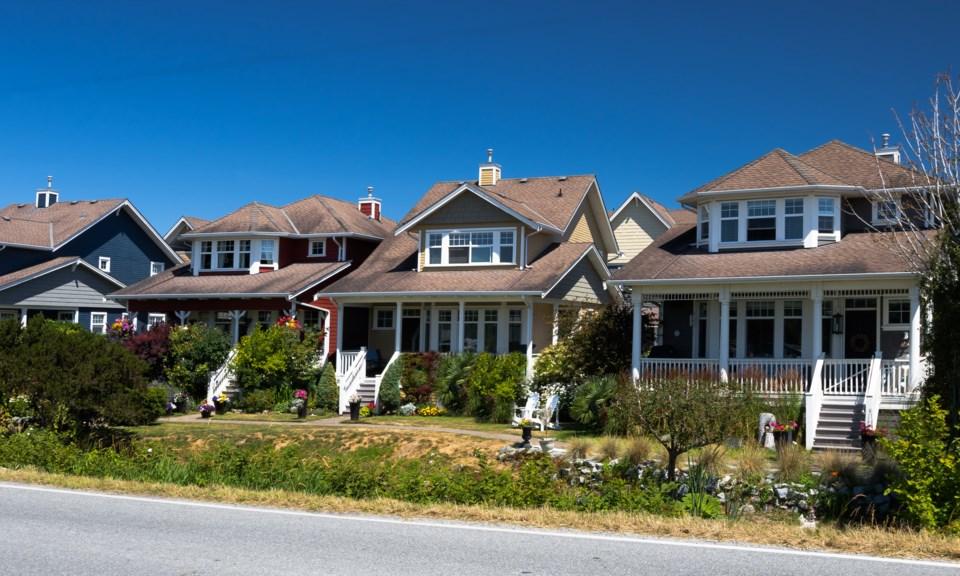 Metro Vancouver homes neighbourhood