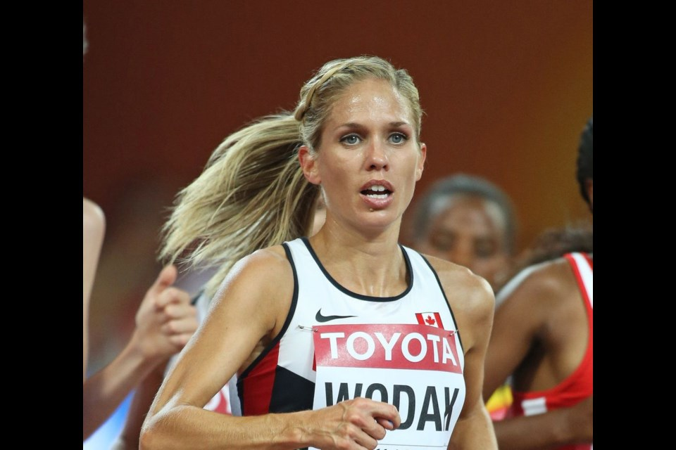 North Vancouver's Natasha Wodak sets her eyes on the Canadian title for Thursday's 2019 Hertz Pacific Distance Carnival, which is include the 10,000-metre men's and women's championships at Swangard Stadium. Wodak is the current Canadian record holder in the event.