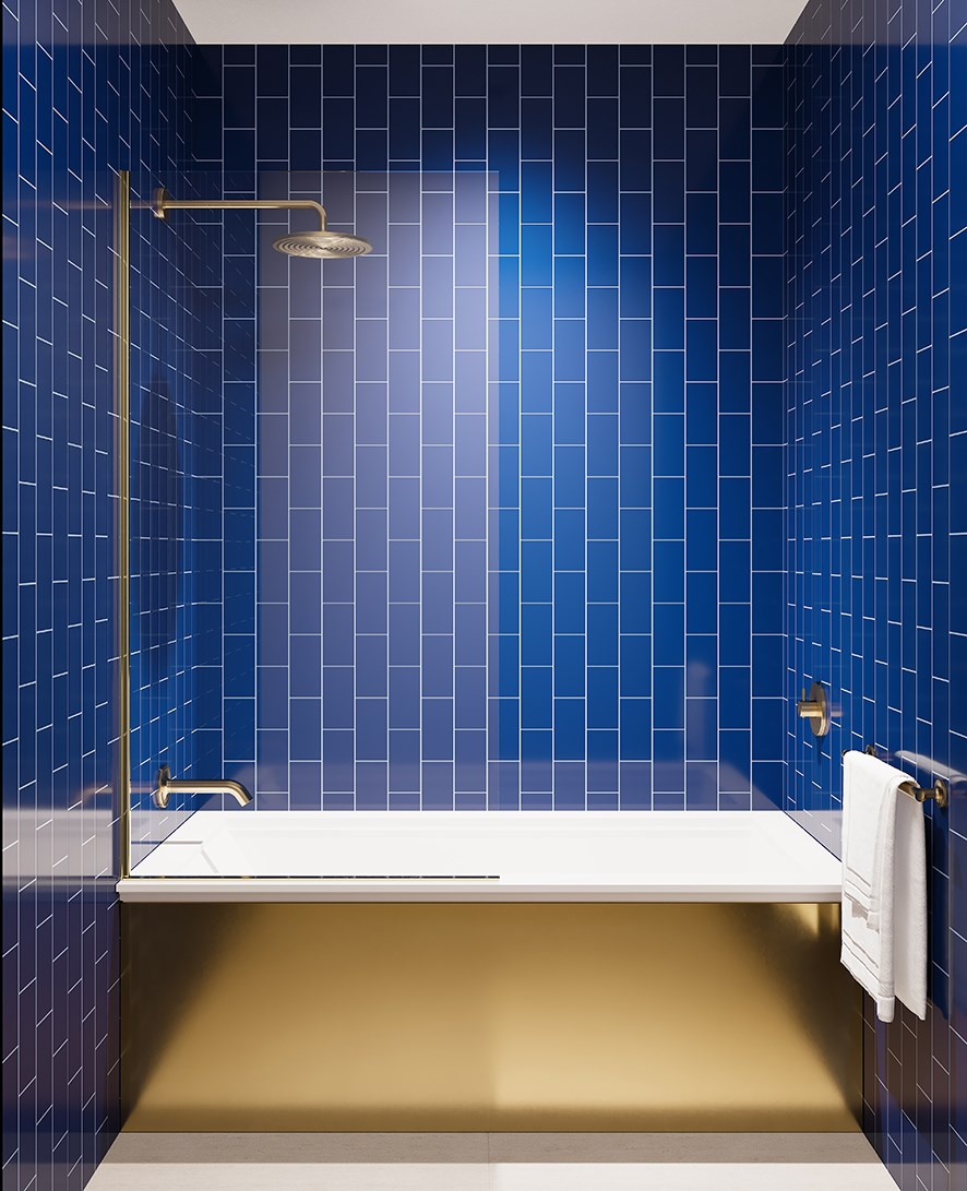 Clemande x Oakridge Studio_Bathroom