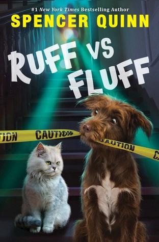 Ruff vs Fluff by Spencer Quinn