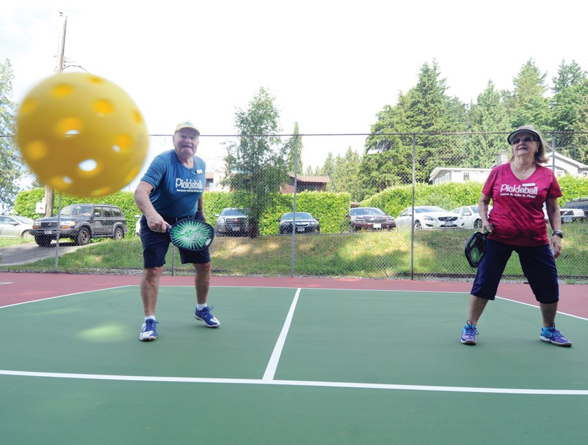 North Shore Pickleball celebrates opening of new courts_0