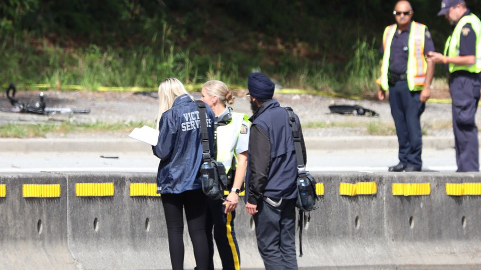 A cyclist has been killed on Burnaby Mountain in yet another driver-related fatality_1
