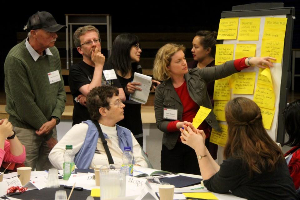 Housing task force workshop
