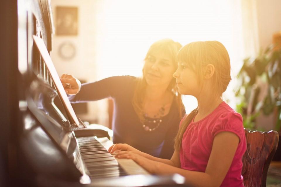 BC Registered Music Teacher