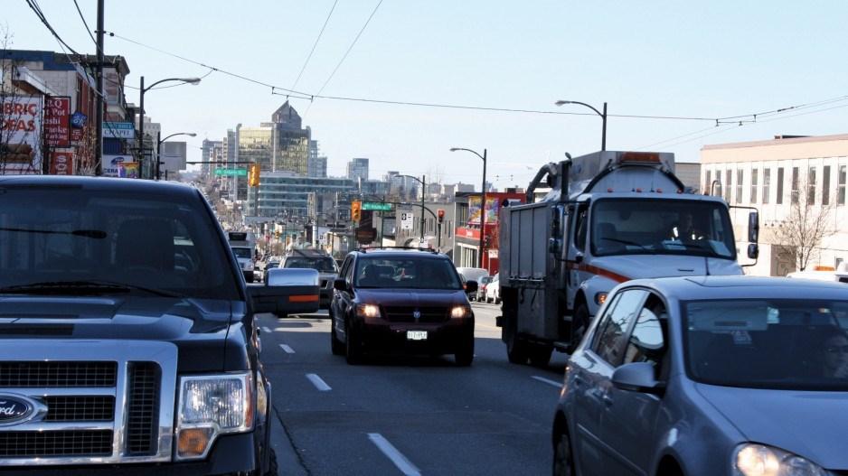 Traffic, Broadway