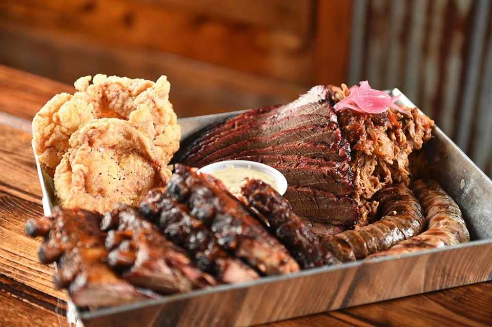 Dixie's BBQ's last day of in-restaurant service is July 21. File photo Dan Toulgoet