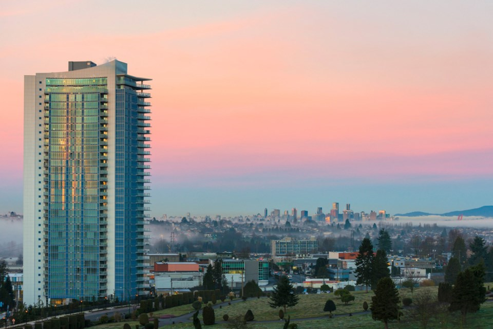 Discover Burnaby