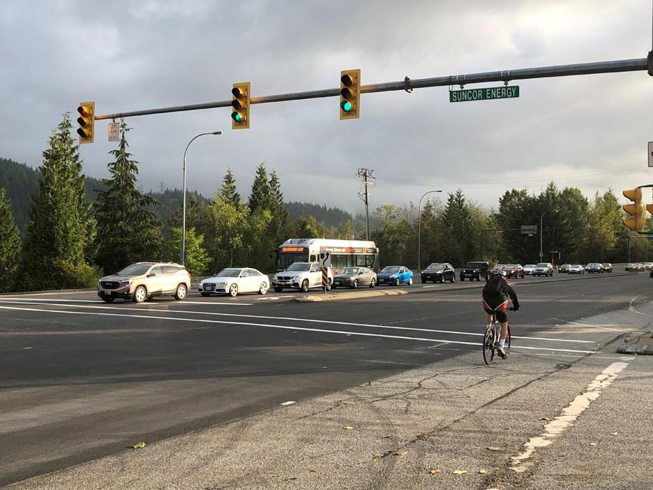 suncor intersection