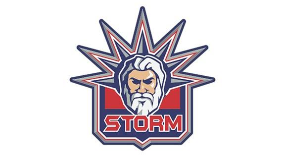 Kamloops Storm logo