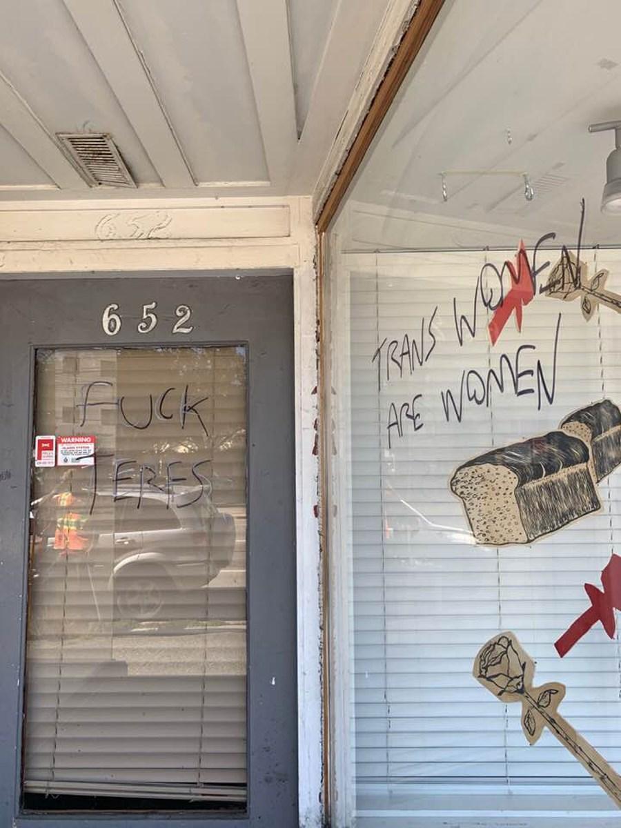 VRR vandalism