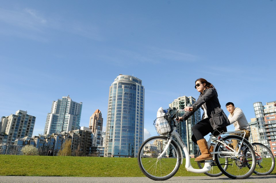 According to a recent report released by the Economist Intelligence Unit, Vancouver was ranked the s