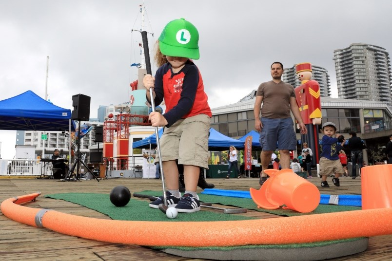 The fifth annual Grandparents Day Festival and Stroll takes place at the River Market, located at the New Westminster Quay, Sept. 8. Photo GRG