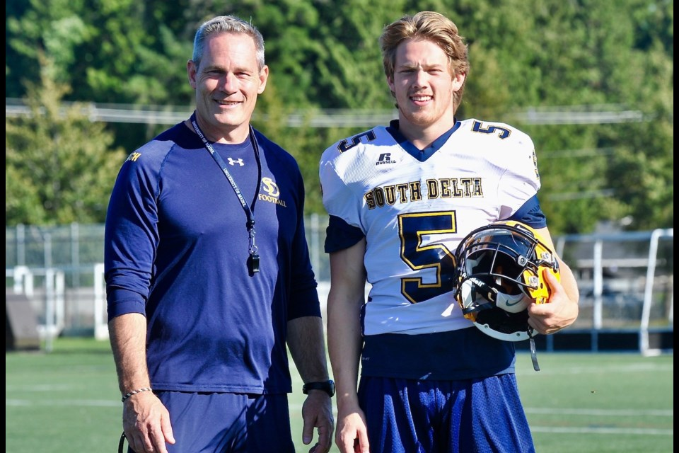 Saturday's home opener will be the final one for South Delta Sun Devils assistant coach Bruce McDonald who has watched his three sons have leading roles with the program over the last six years, including Ben, the team's starting quarterback.