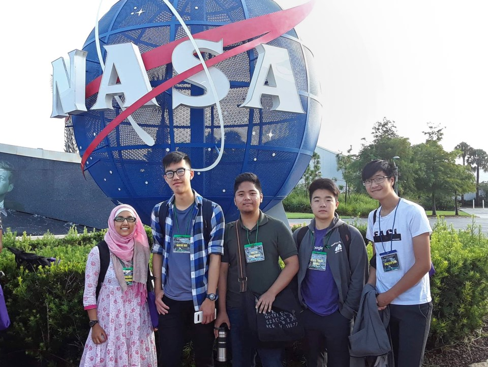 Space Settlement Design Contest, NASA