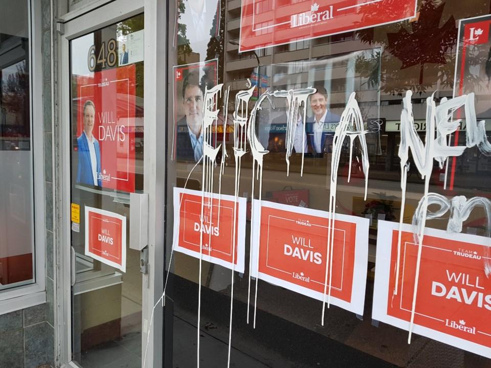 New Westminster-Burnaby Liberals Will Davis
