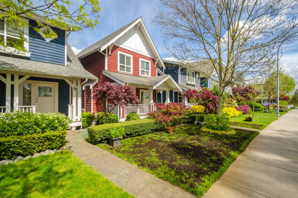 Vancouver detached house home real estate GettyImages-464549140