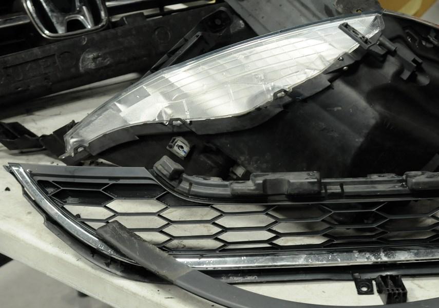 car crash bits