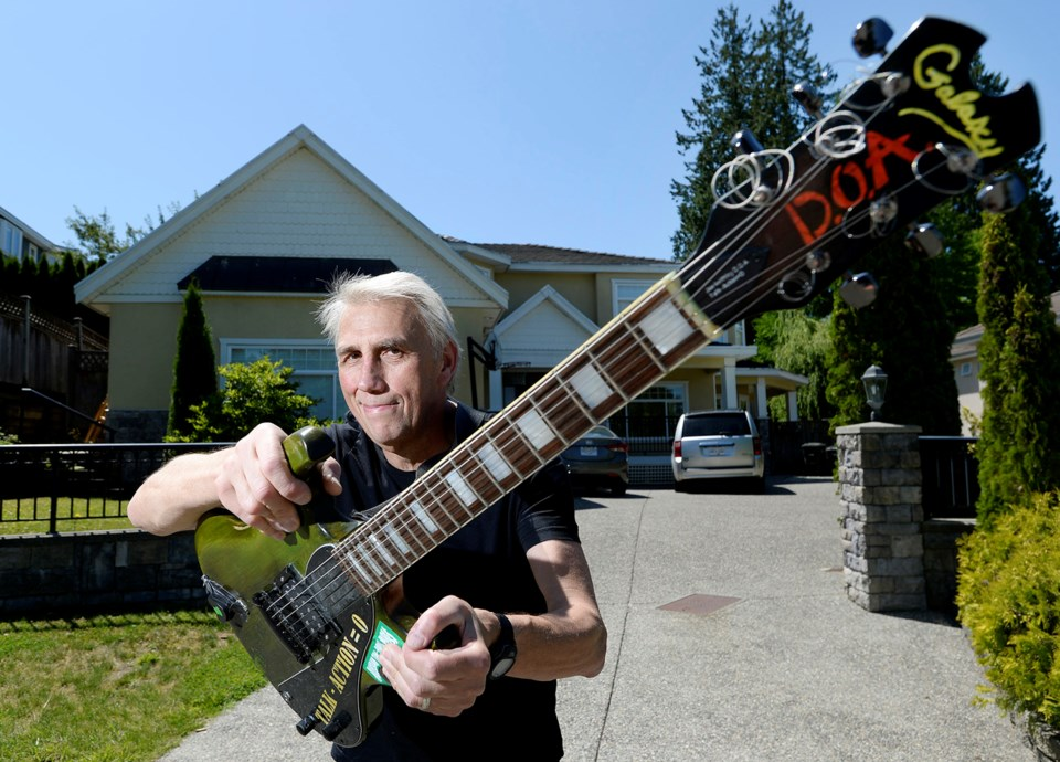 Keithley guitar house