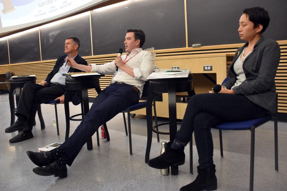 SFU debate