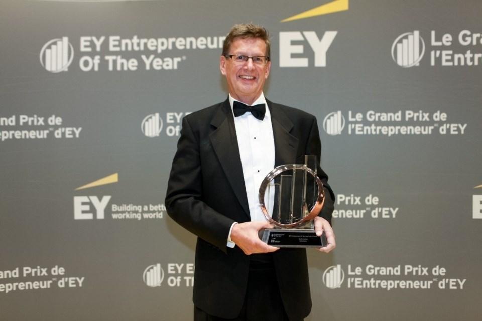 EY entrepreneur