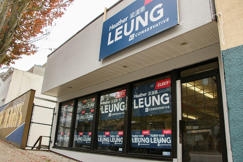 Heather Leung office