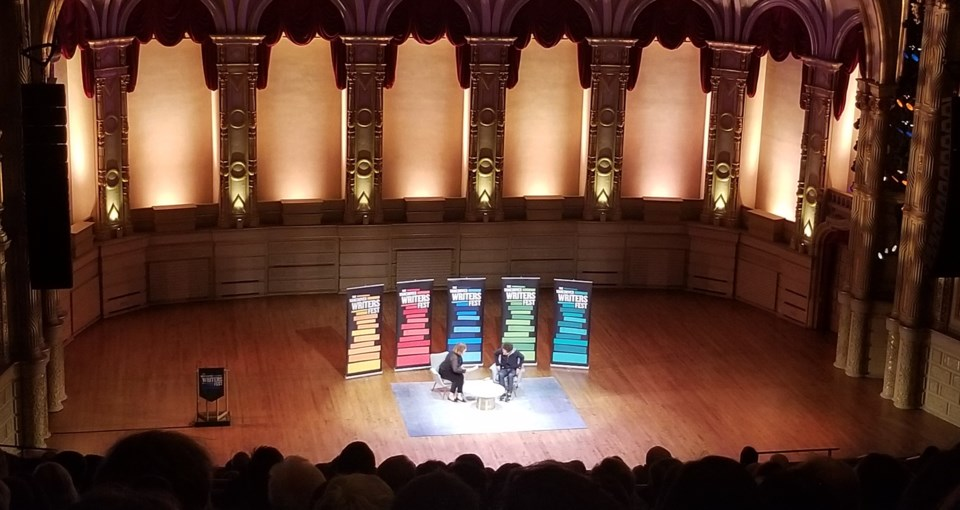 Columnist Michael Geller recently went to see author Malcolm Gladwell as part of the Vancouver Write