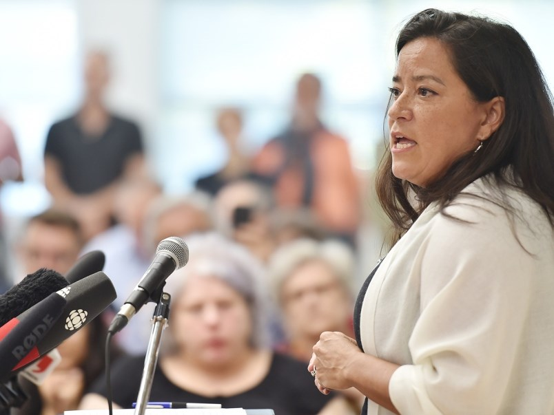 Jody Wilson-Raybould's run as an independent candidate in Vancouver-Granville is the big story to watch in the city's six ridings. Photo Dan Toulgoet