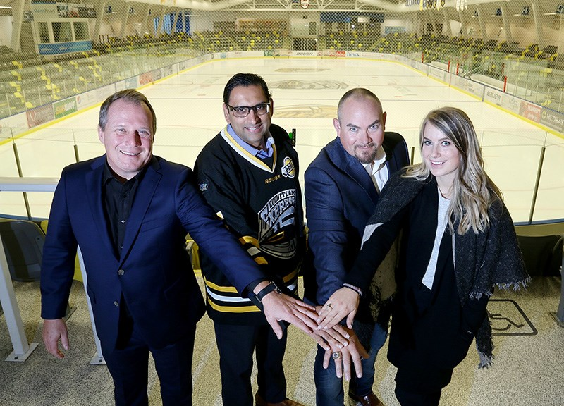 Coquitlam Express owners