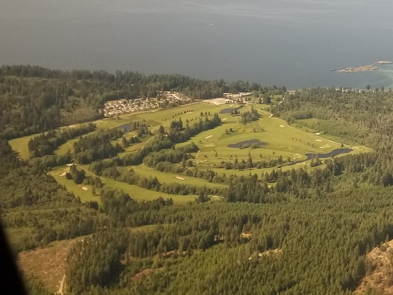 Myrtle Point Golf Club Powell River
