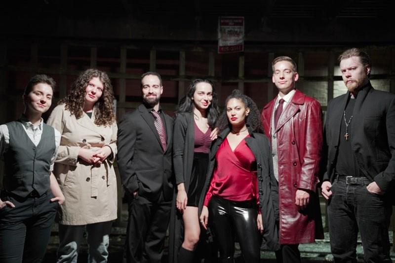 Fabulist Theatre, Dracula