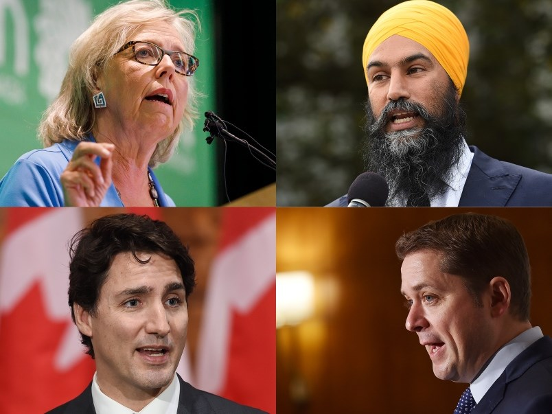 This election is shaping up to be a dud, and the federal party leaders only have their unimaginative