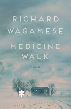 Medicine Walk, book cover