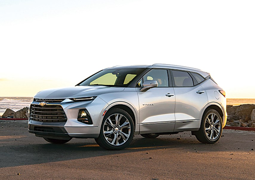 REVIEW: Chevy Blazer returns as the 'muscle car of SUVs'_0