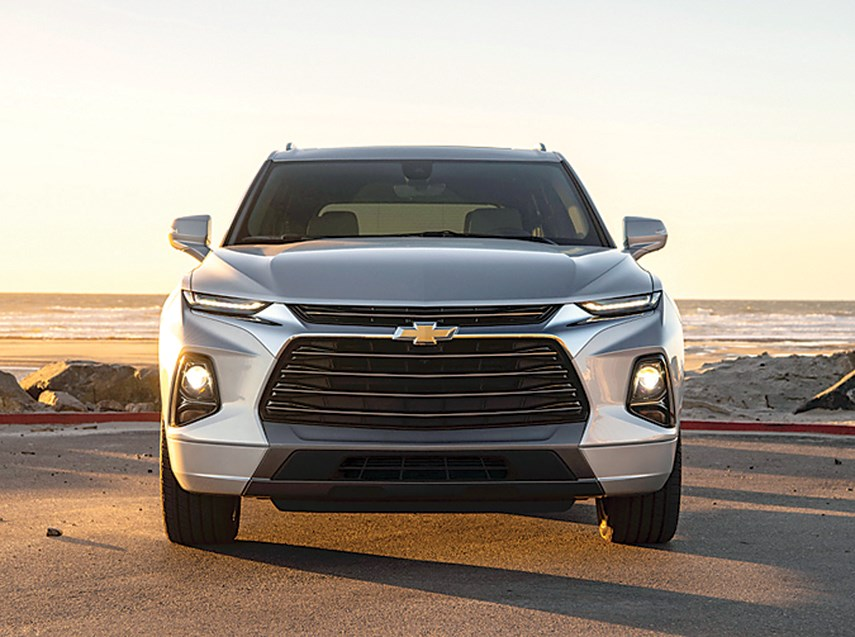 REVIEW: Chevy Blazer returns as the 'muscle car of SUVs'_1