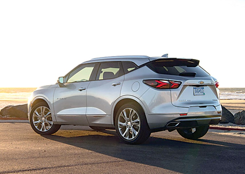 REVIEW: Chevy Blazer returns as the 'muscle car of SUVs'_3