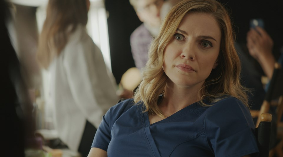 Hospital Show features real-life episodic television veterans, incuding Sara Canning.