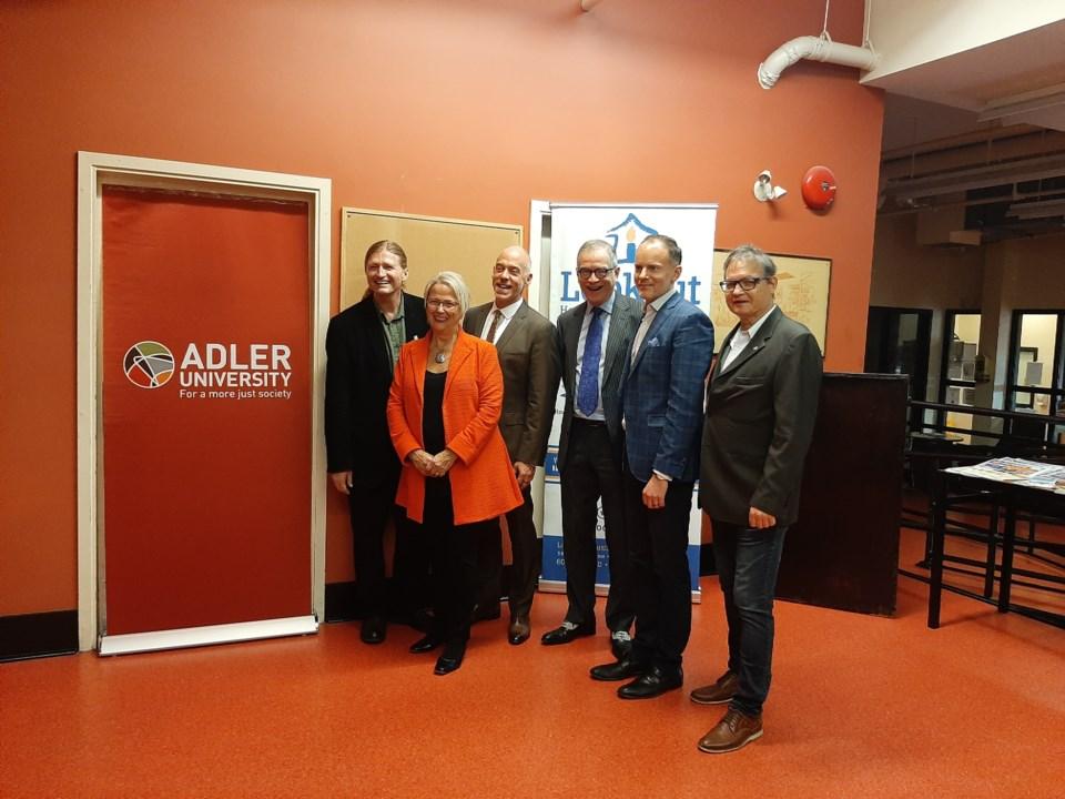 Lookout Adler University