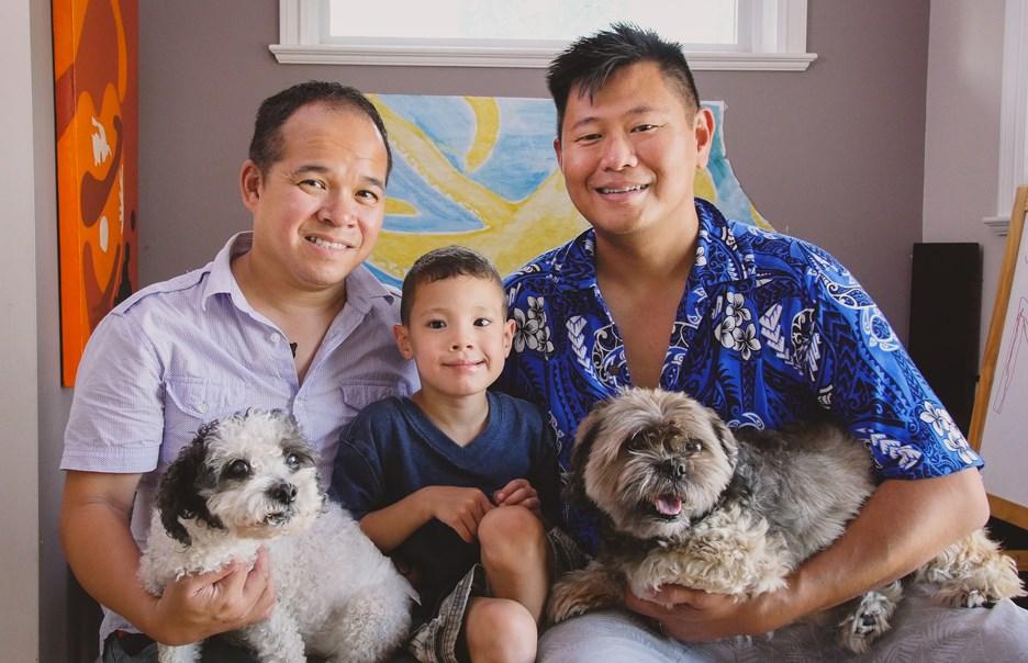 adoption family new west