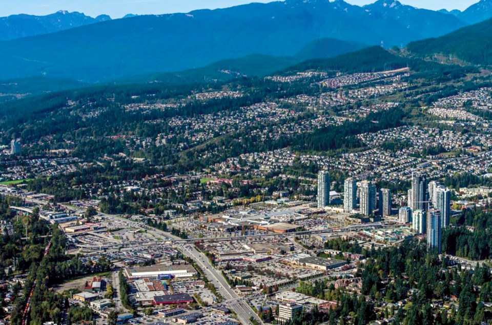 Bars, restaurants and a school included new Coquitlam City Centre plan_0