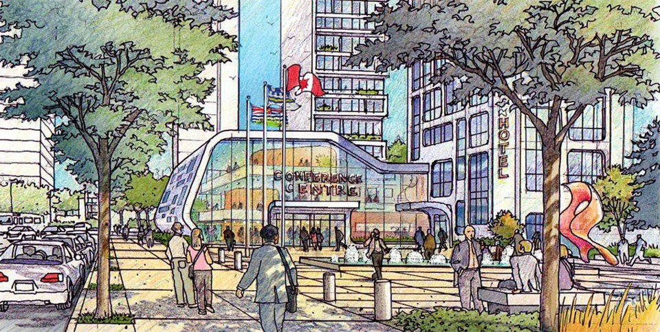 Bars, restaurants and a school included new Coquitlam City Centre plan_2