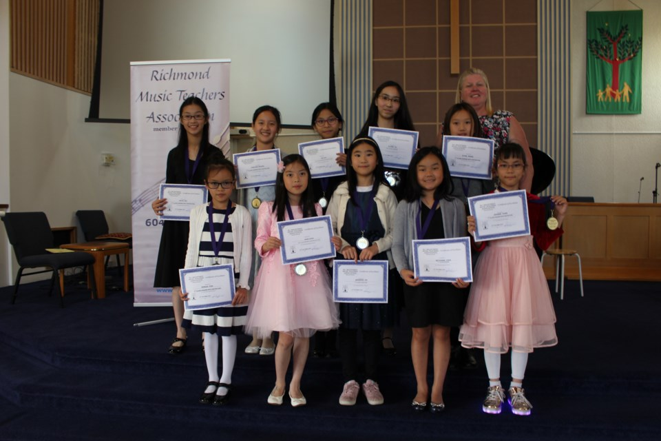 Young musicians shine on stage in Richmond_0