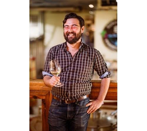 Ezra Cipes: Summerhill Pyramid Winery's new CEO.