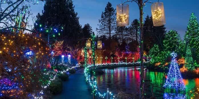 1518498 van dusen festival of lights - Van Dusen Gardens Christmas Lights 2019