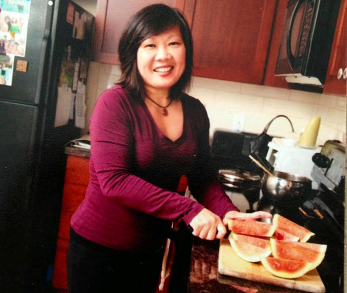 Lucy Phua was an academic advisor at Thompson Rivers University. She died after being hit by a pickup truck while crossing the street at University Drive, near the Landmark condo development on Nov. 15, 2019.