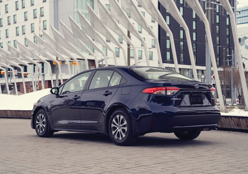 REVIEW: Toyota Corolla Hybrid easy to own, inexpensive to run_1