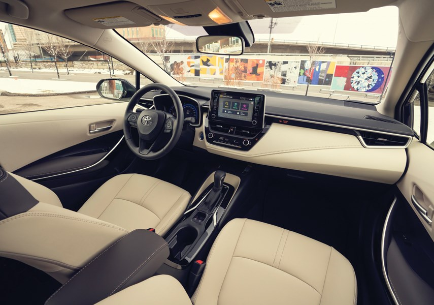 REVIEW: Toyota Corolla Hybrid easy to own, inexpensive to run_2