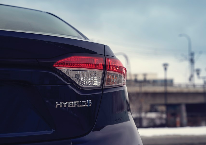REVIEW: Toyota Corolla Hybrid easy to own, inexpensive to run_5