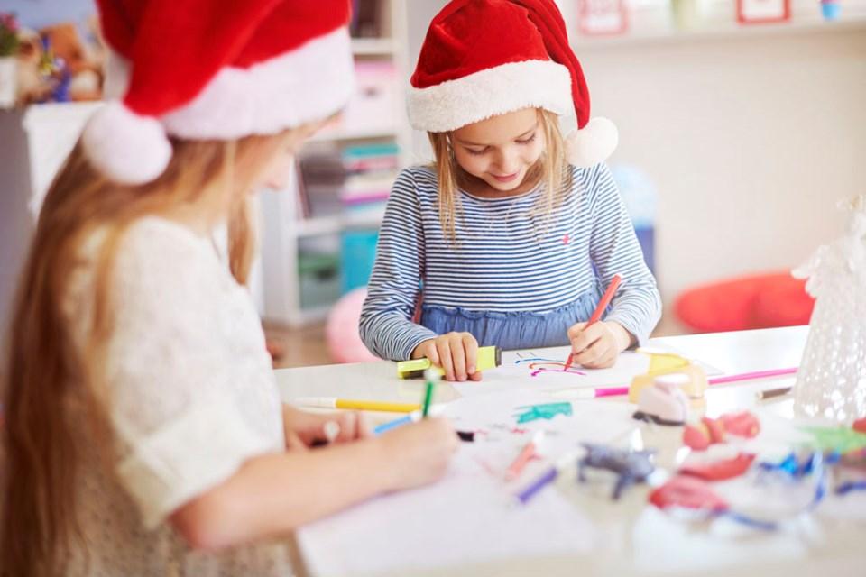 iStock, art, kids, Christmas