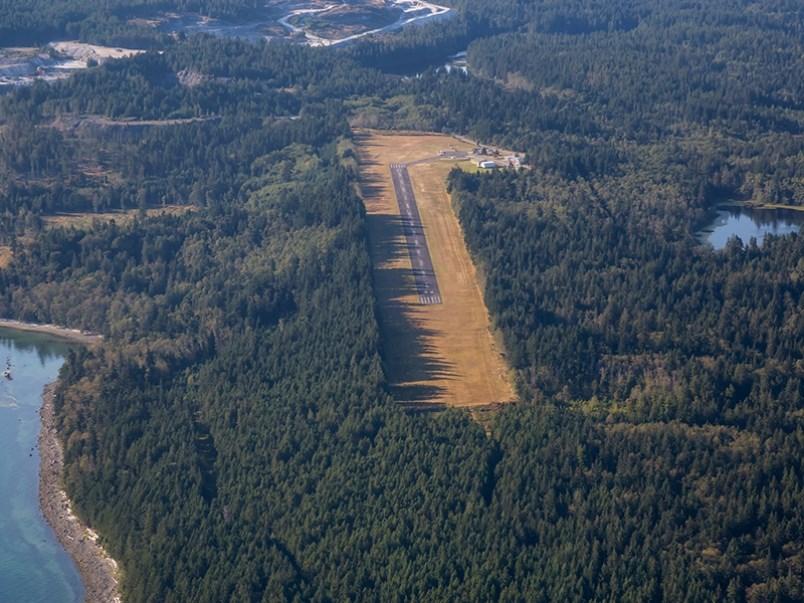 Texada Island Airport