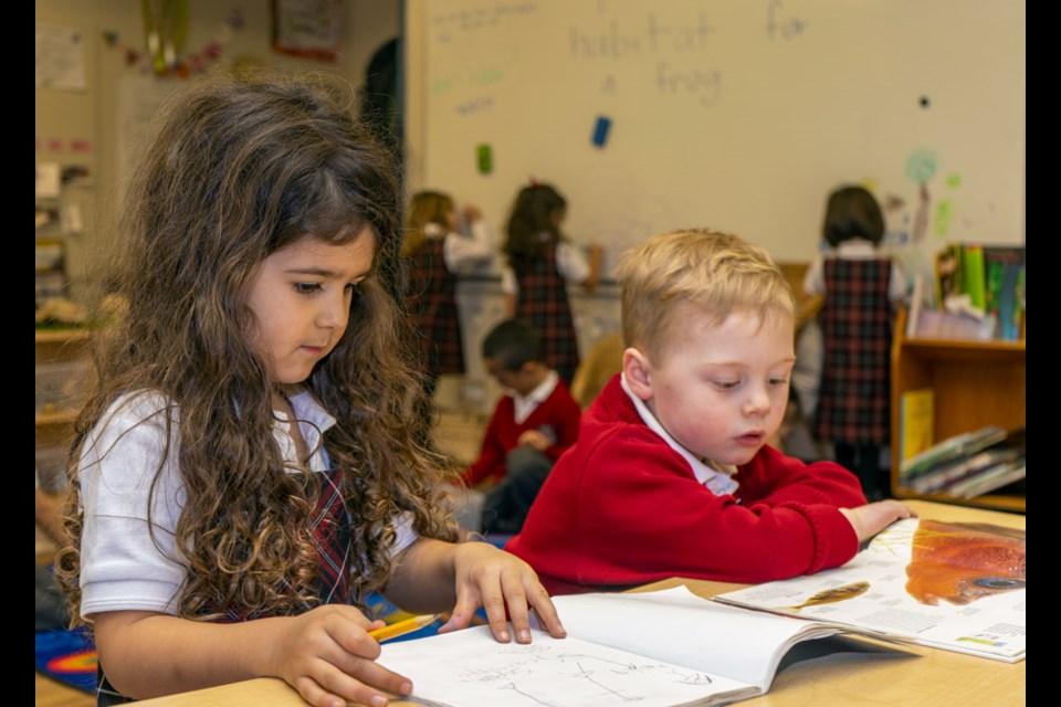 Early childhood at Brockton - a time of rapid cognitive, linguistic, social, emotional and motor development, where every child is seen as unique and valued